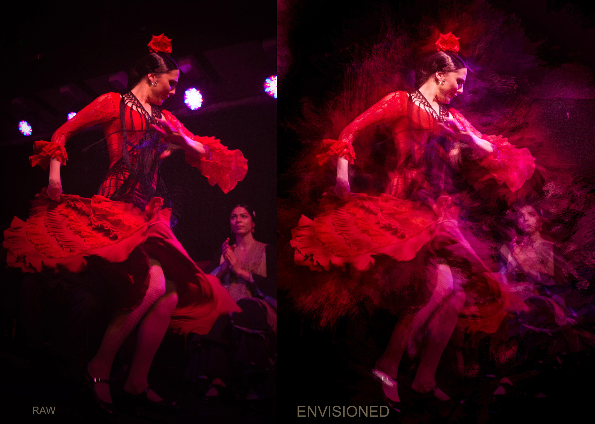 03 Raw to Envisioned Flamenco