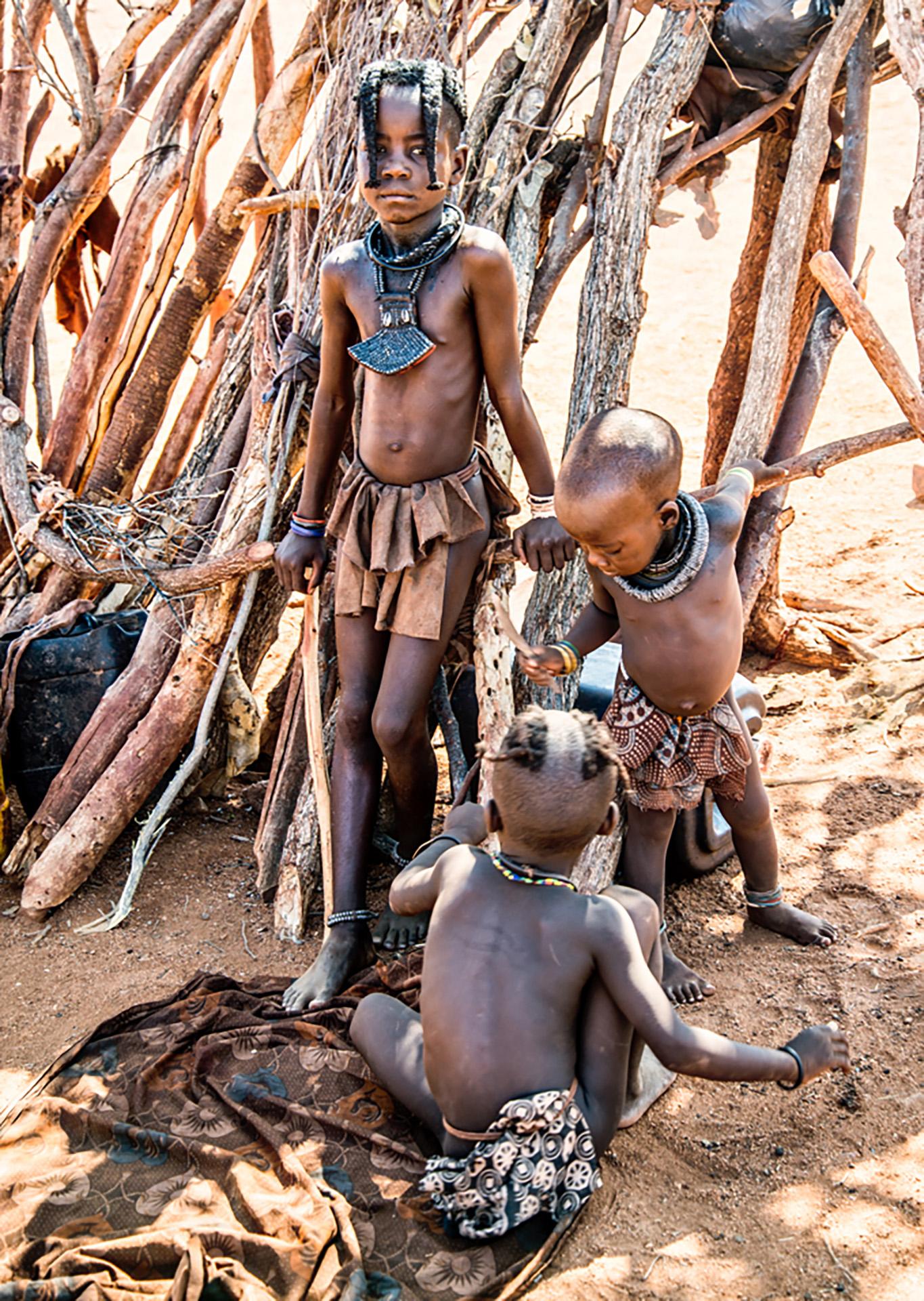 05 Himba Children