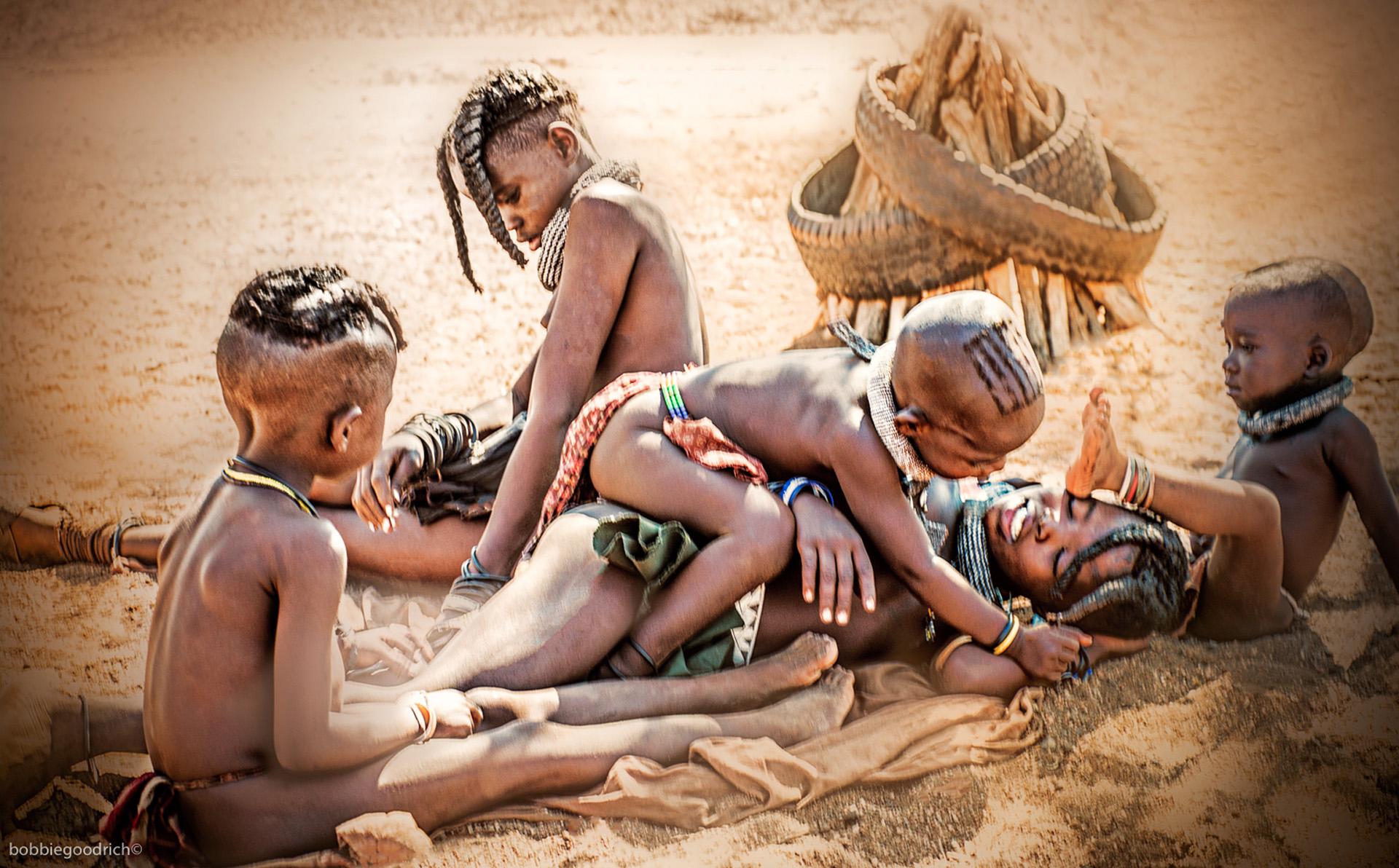 07 Himba Children