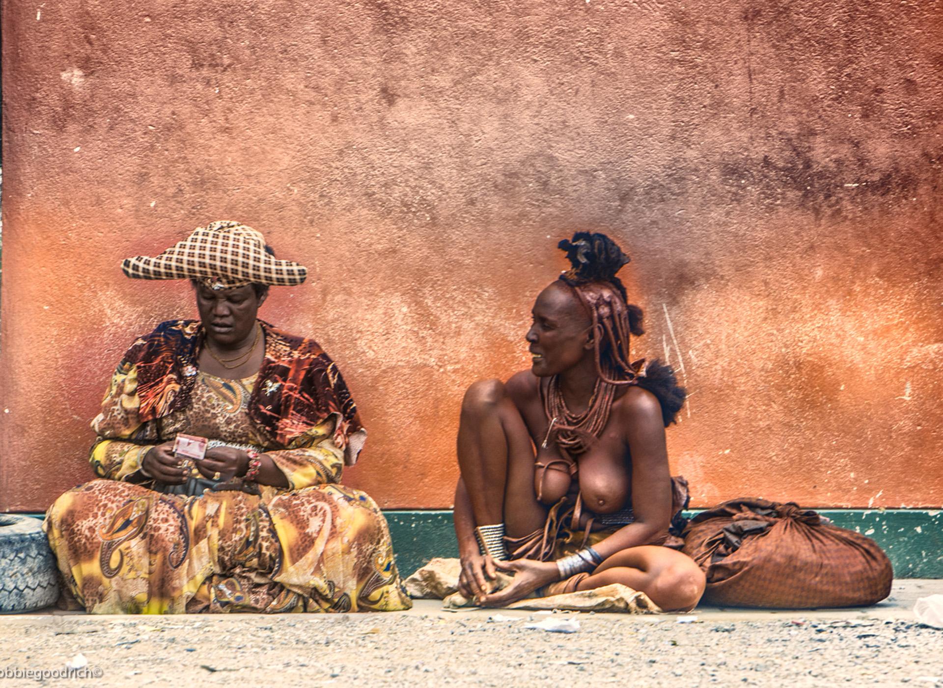 08 Himba Market