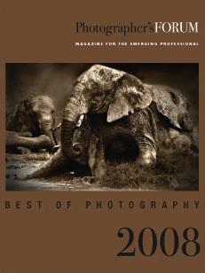 Best of Photography 2008, Photographer's Forum Magazine